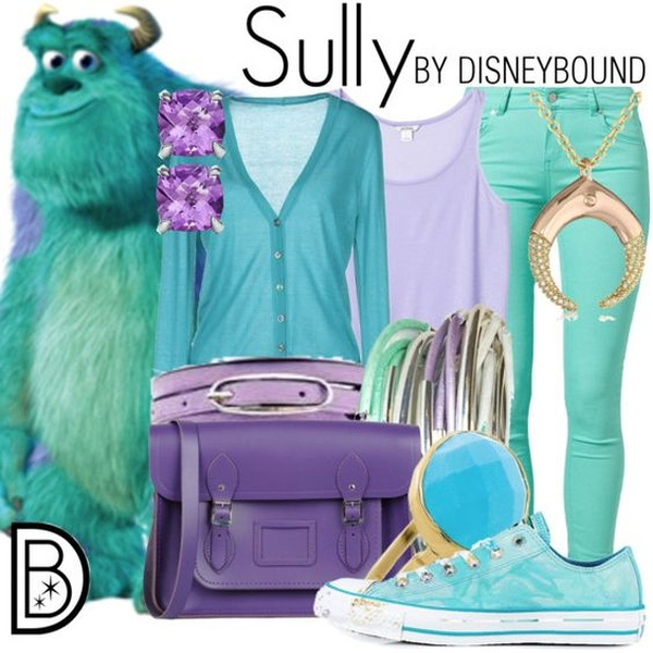 Sully do Monstros SA